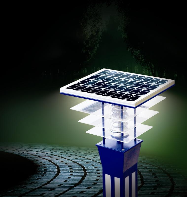 solar-energy-for-outdoor-lighting